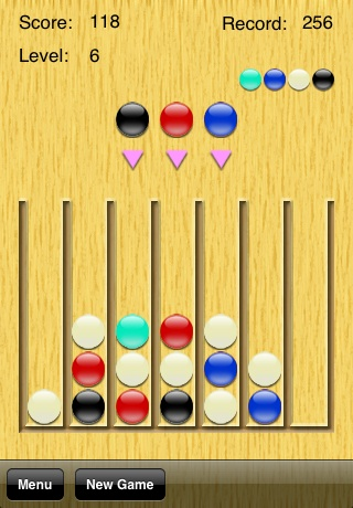 Screenshot Connect3 Color Lite