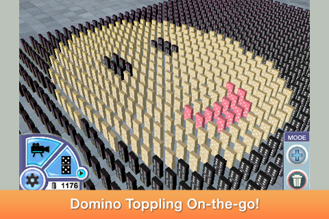 Screenshot Let's Domino