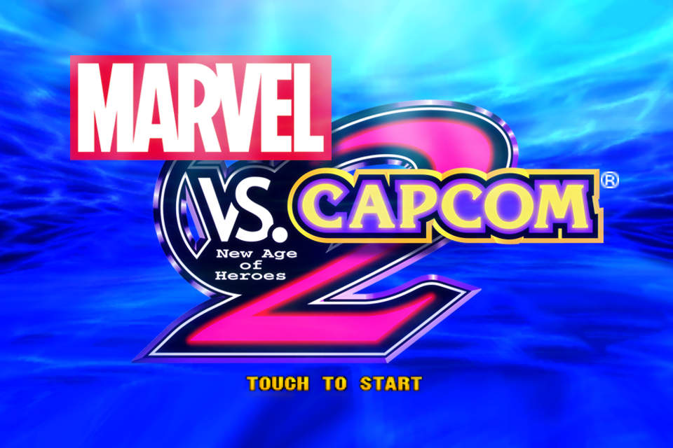 Screenshot MARVEL VS. CAPCOM 2